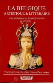 Belgique artistique et litterature - Couverture - Format classique