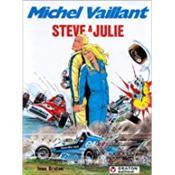 Michel Vaillant t.44 ; Steve et Julie - Couverture - Format classique
