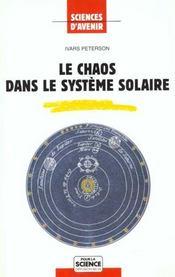 Le Chaos Systeme Solaire - Intérieur - Format classique
