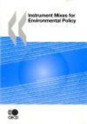 Vente livre :  Instrument mixes for environmental policy  - Collectif