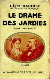 Le Drame Des Jardies. - Couverture - Format classique