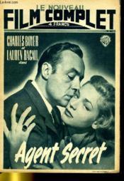 Le Nouveau Film Complet N° 83 - Agent Secret - Couverture - Format classique