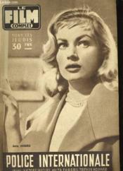 Film Complet N° 663 - Police Internationale - Couverture - Format classique