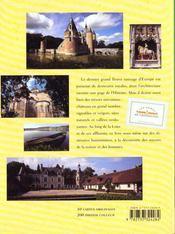 Tous les châteaux de la Loire - 4ème de couverture - Format classique