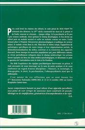 Soigner Et/Ou Punir - 4ème de couverture - Format classique
