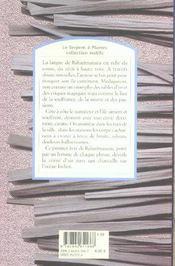 Lucarne - 4ème de couverture - Format classique