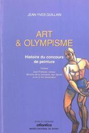 Art & Olympisme Histoire Du Concours De Peinture - Intérieur - Format classique