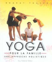 Yoga Pour La Famille - Intérieur - Format classique