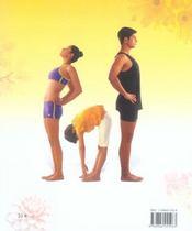 Yoga Pour La Famille - 4ème de couverture - Format classique
