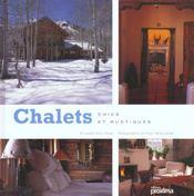 Chalets Chics Et Rustiques - Intérieur - Format classique