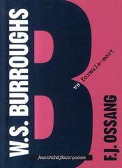William Burroughs vs formule-mort - Intérieur - Format classique