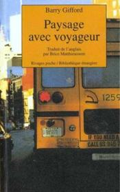 Paysage Avec Voyageur - Couverture - Format classique