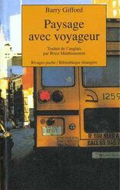Paysage Avec Voyageur - Intérieur - Format classique