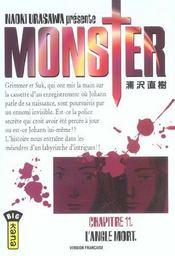 Monster t.11 ; l'angle mort - Intérieur - Format classique