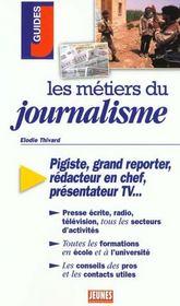 Metiers Du Journalisme (Les) - Intérieur - Format classique