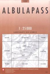Albulapass - Couverture - Format classique