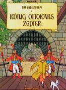 Tim und Struppi t.8 ; Köning Ottokars zepter - Couverture - Format classique