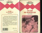 Un Air De Nostalgie - Couverture - Format classique