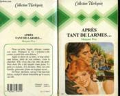Apres Tant De Larmes... - Temple Of Fire - Couverture - Format classique