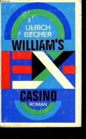 William'S Ex-Casino - Couverture - Format classique