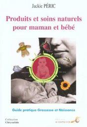 Produits et soins naturels pour maman et bebe - Intérieur - Format classique