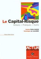 Capital Risque - Intérieur - Format classique