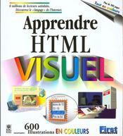 Apprendre Html Visuel - Intérieur - Format classique