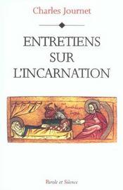 Entretiens Sur L'Incarnation - Intérieur - Format classique
