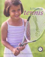 A L'Ecole Du Tennis - Intérieur - Format classique