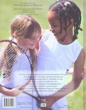A L'Ecole Du Tennis - 4ème de couverture - Format classique