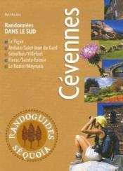 Randonnées dans le sud ; Cévennes - Couverture - Format classique