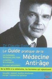 Guide Pratique Medecin Anti Age - Intérieur - Format classique