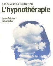 P; l'hypnothérapie - Couverture - Format classique