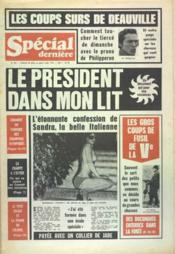 Special Derniere N°387 du 30/07/1976 - Couverture - Format classique