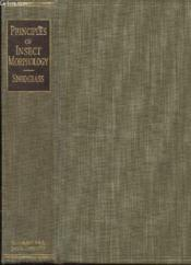 Principles Of Insect Morphology - Couverture - Format classique