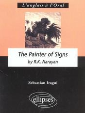 The Painter Of Signs By R.K.Narayan - Intérieur - Format classique