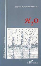 H2o - Couverture - Format classique