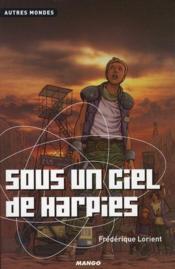 Sous un ciel de harpies - Couverture - Format classique