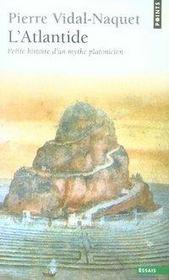 L'atlantide ; petite histoire d'un mythe platonicien - Intérieur - Format classique