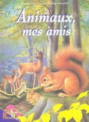 Animaux, Mes Amis - Couverture - Format classique