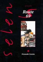 Selen t.15 ; route 69 - Intérieur - Format classique