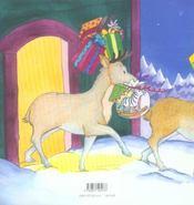 Le Retard Du Pere Noel - 4ème de couverture - Format classique