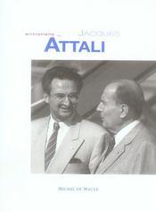 Entretiens avec Jacques Attali - Intérieur - Format classique