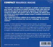 Compact - 4ème de couverture - Format classique
