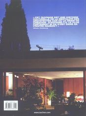 Mi-Cent Maisons Pour Cent Architectes - 4ème de couverture - Format classique