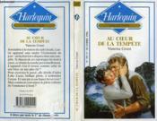 Au Coeur De La Tempete - Storm - Couverture - Format classique