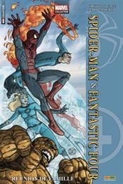 Vente livre :  Marvel collector 1 spider-man & fantastic four  - Christos Gage