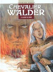 Chevalier Walder t.2 ; au bout de l'enfer - Intérieur - Format classique