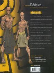L'embaumeur t.1 - 4ème de couverture - Format classique
