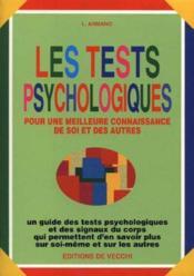 Les Tests Psychologiques - Couverture - Format classique